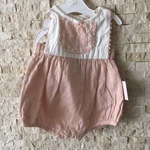 Darling baby girl outfit